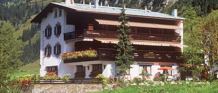 Hotel Montfort, Lech, Austria - Exterior