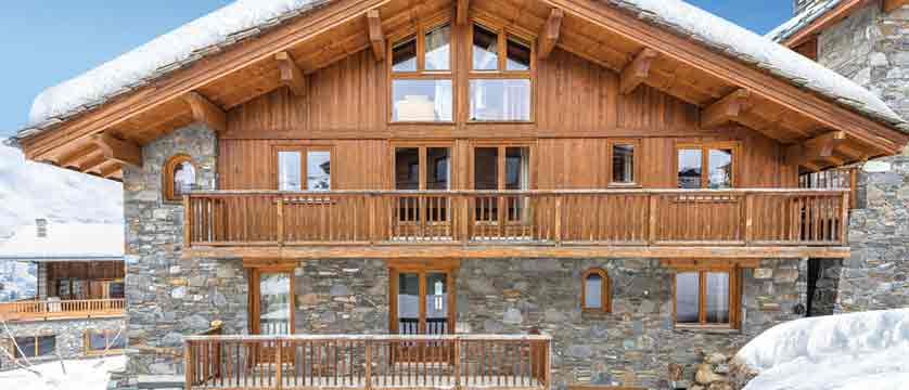 Chalet Camille exterior