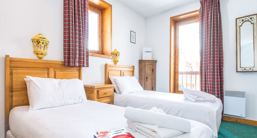 Chalet Isabelle - Twin room