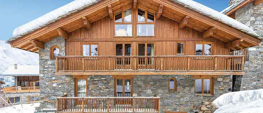 Chalet Isabelle exterior