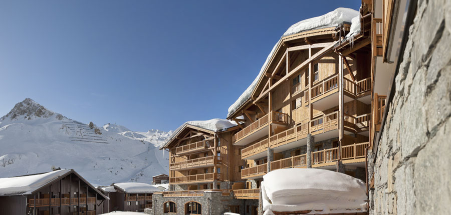 Residence le Telemark apartments - exterior
