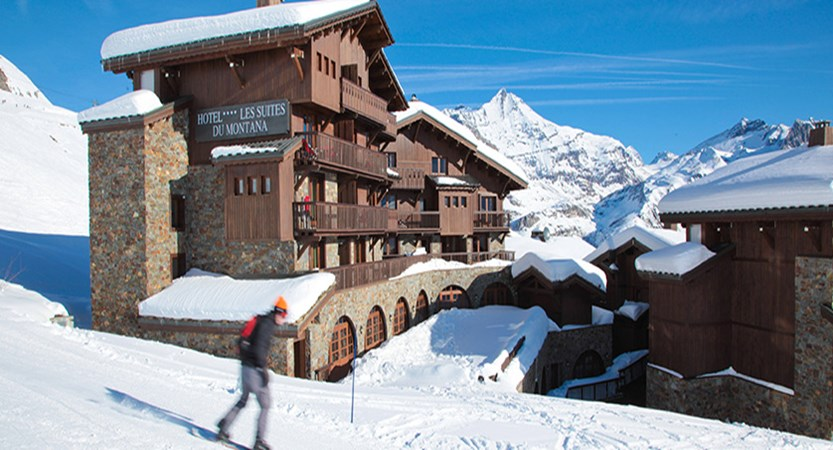 Village montana suites exterior