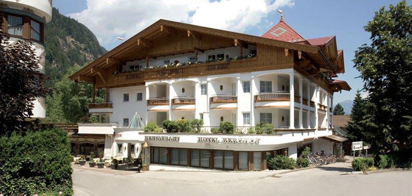 Hotel Berghof, Mayrhofen, Austria - exterior in summer.jpg