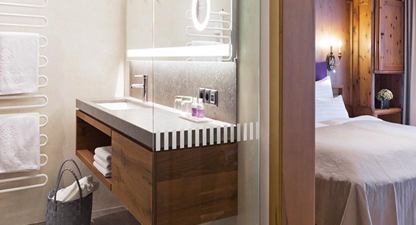 Elisabeth Hotel, Mayrhofen, Austria -  Bedroom & bathroom.jpg
