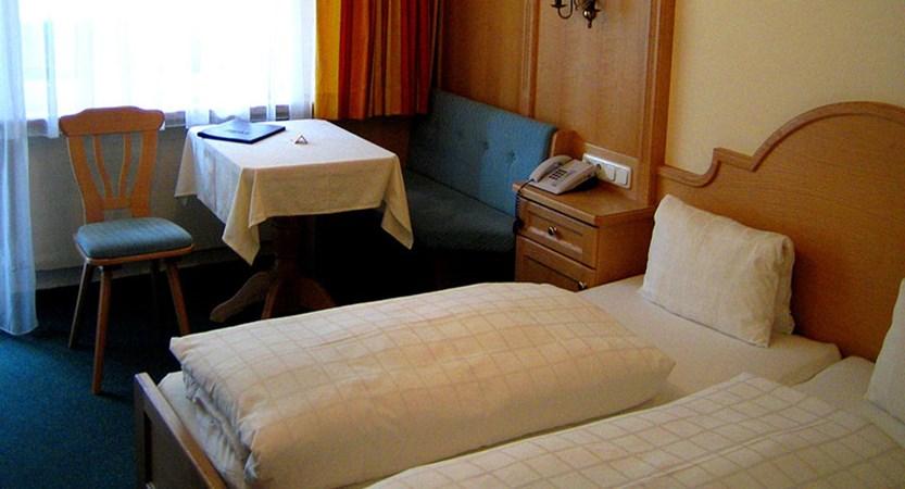 Hotel Kristall, Mayrhofen, Austria - Bedroom interior.jpg