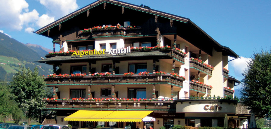 Hotel Kristall, Mayrhofen, Austria - Exterior.jpg