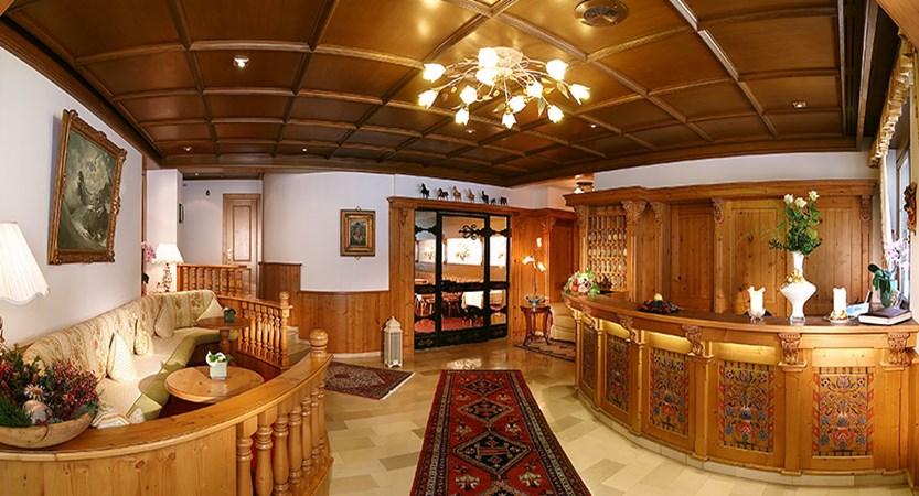 Hotel Kristall, Mayrhofen, Austria - Reception.jpg