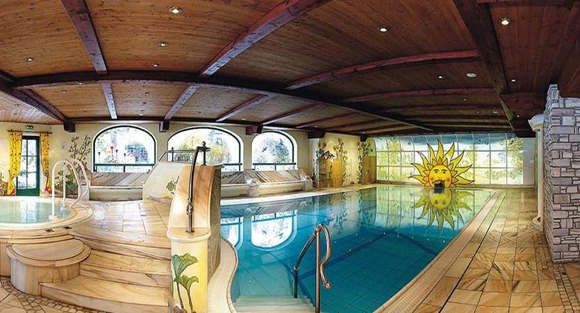Hotel Neuhaus, Mayrhofen, Austria - Indoor pool.jpg