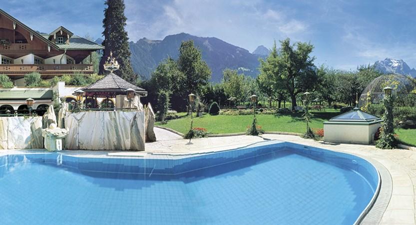 Hotel Neuhaus, Mayrhofen, Austria - Outdoor pool.jpg
