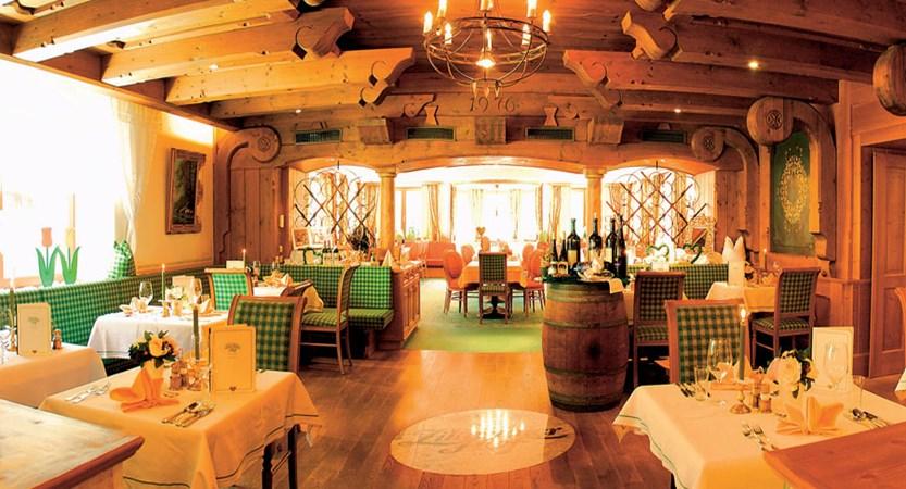 Hotel Zillertalerhof, Mayrhofen, Austria - Restaurant.jpg