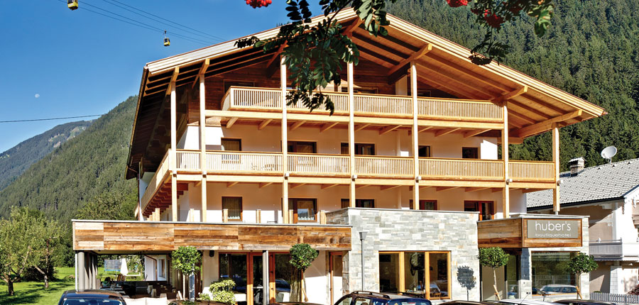 Huber's Boutique Hotel, Mayrhofen, Austria - exterior.jpg