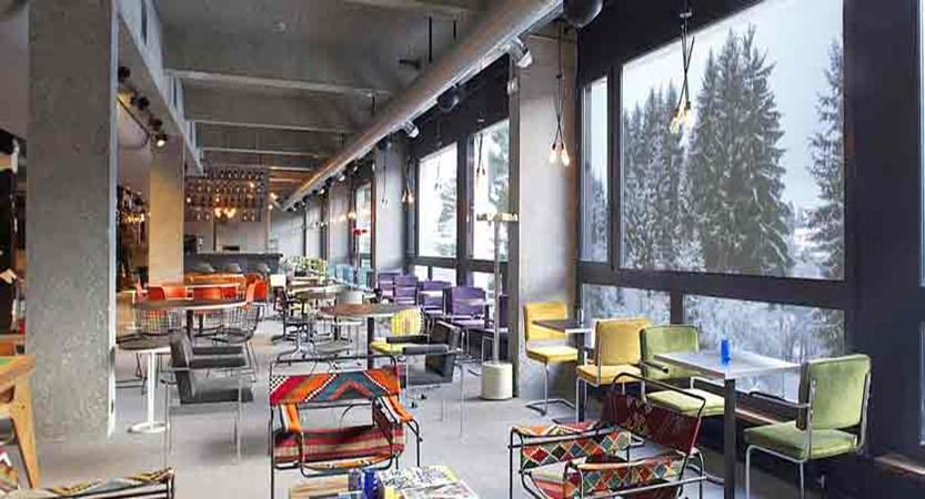 Hotel Terminal neige - restaurant