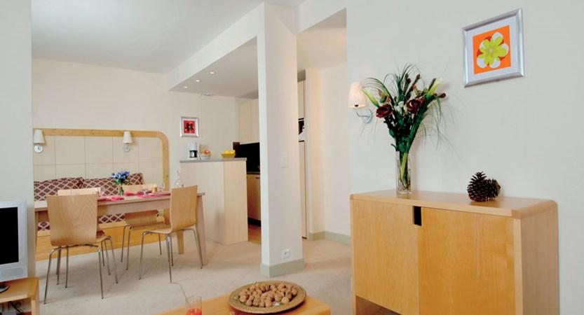 Residence de la foret - typical interior
