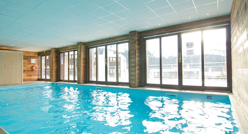Terrasses de veret - indoor pool