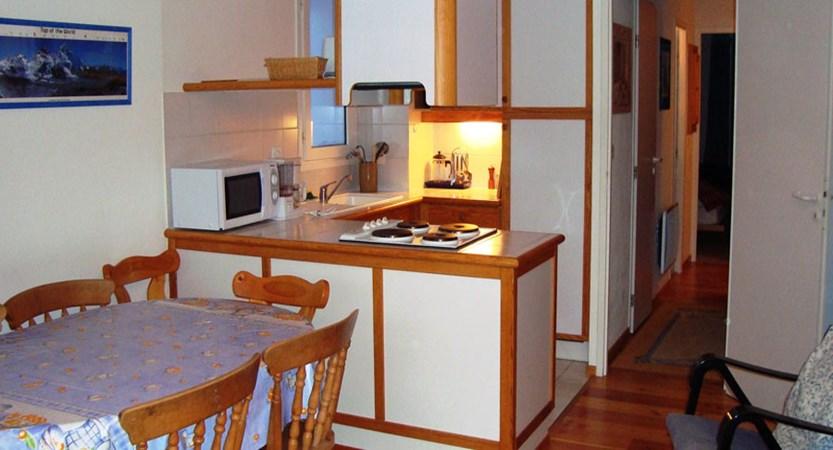 Flaine apartments interior