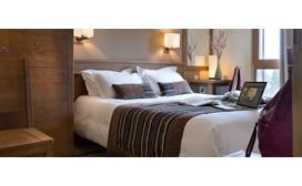 Montsoleil Terrasses d'Eos Apartments, Bedroom