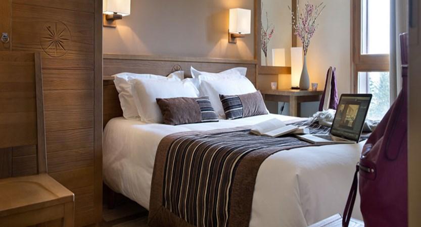 Montsoleil terrasses d'eos - double room