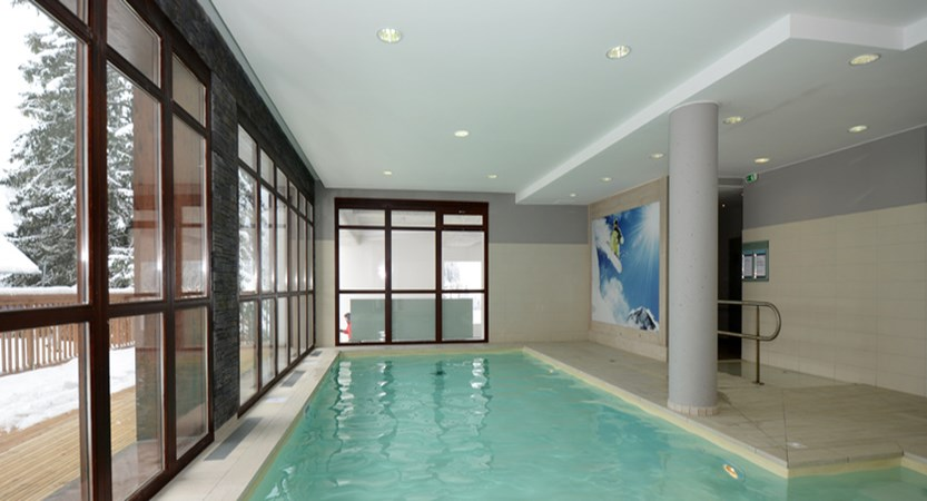 Panoramic apartments indoor pool