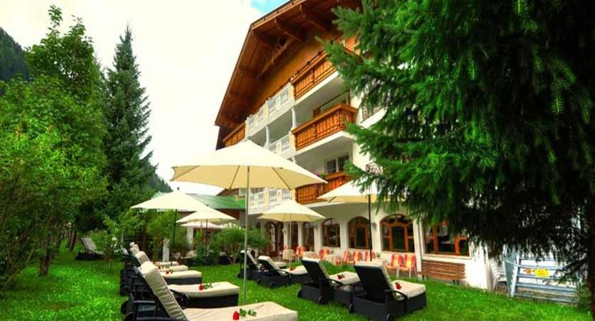 Alpenhotel Kindl, Neustift, Austria - Exterior garden.jpg