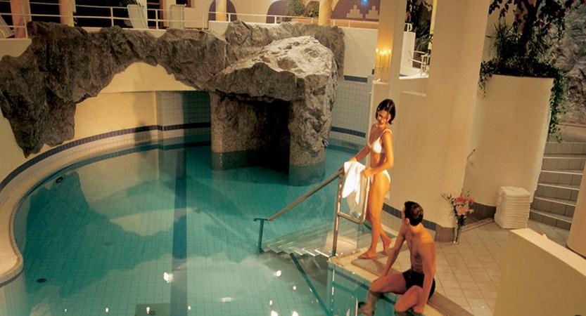 Alpenhotel Kindl, Neustift, Austria - Indoor pool area.jpg