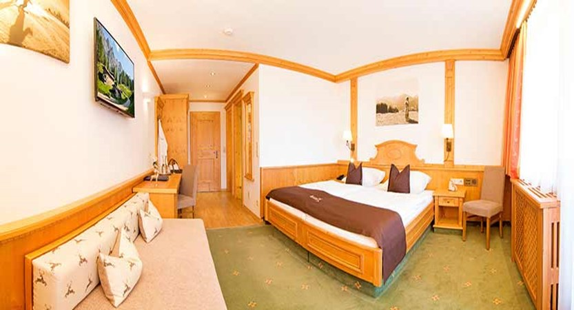 Alpenhotel Tirolerhof, Neustift, Austria - bedroom.jpg