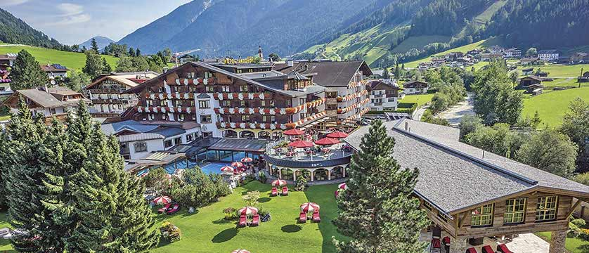 Jagdhof Spa Hotel, Neustift, Austria - exterior.jpg