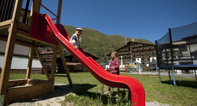 Hotel Edelweiss & Gurgl, Obergurgl, Austria - children's playground.jpg