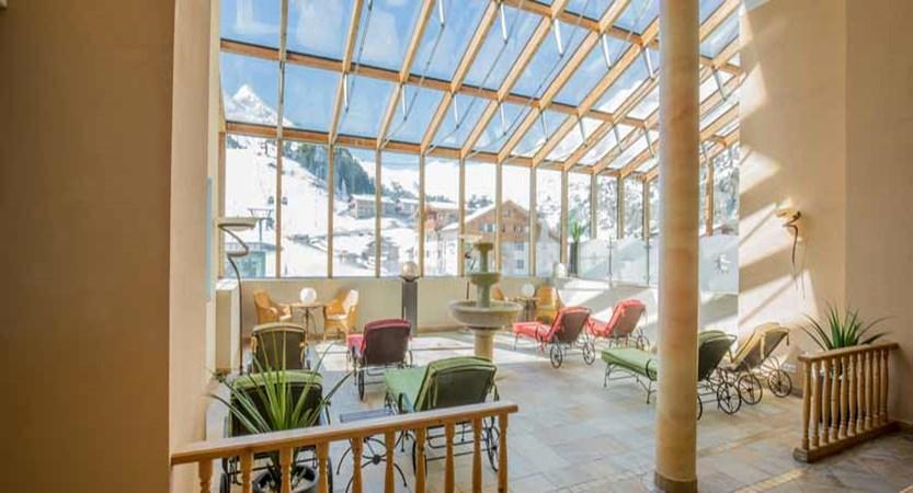 Hotel Edelweiss & Gurgl, Obergurgl, Austria - spa area.jpg