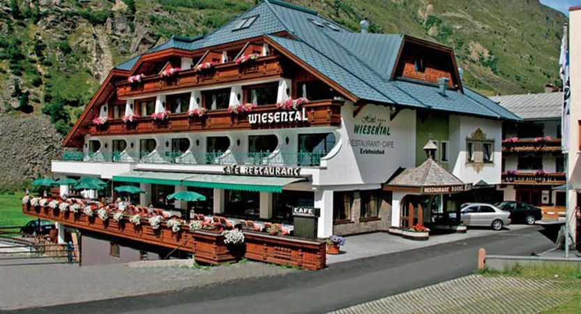Hotel Wiesental, Obergurgl, Austria - Hotel exterior.jpg