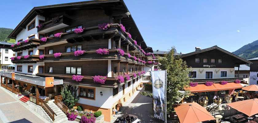 Hotel Eva Village, Saalbach, Austria - Exterior summer.jpg