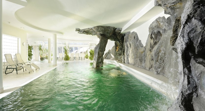Hotel Saalbacherhof, Saalbach, Austria - indoor swimming pool.jpg