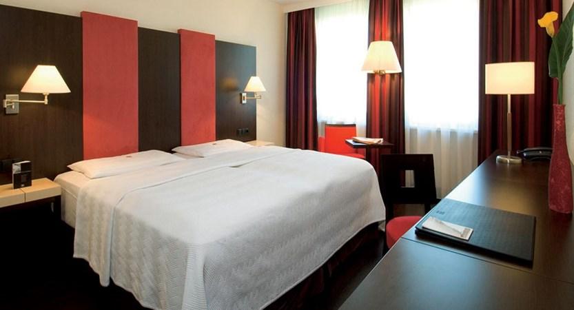 NH Salzburg City Hotel, Salzburg, Austria - Twin bedroom.jpg