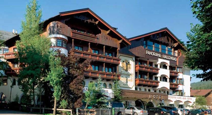 Ferienhotel Kaltschmid, Seefeld, Austria - FrontExterior.jpg