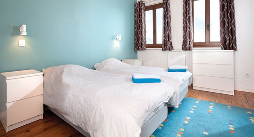 Chalet Sarenne - twin room
