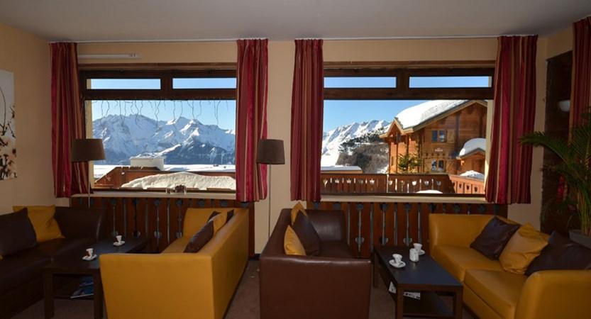 Chalet Hotel Les Cimes - lounge