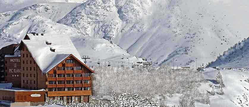 Hotel Pic blanc - exterior