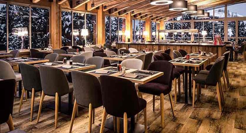 Hotel Pic blanc - restaurant