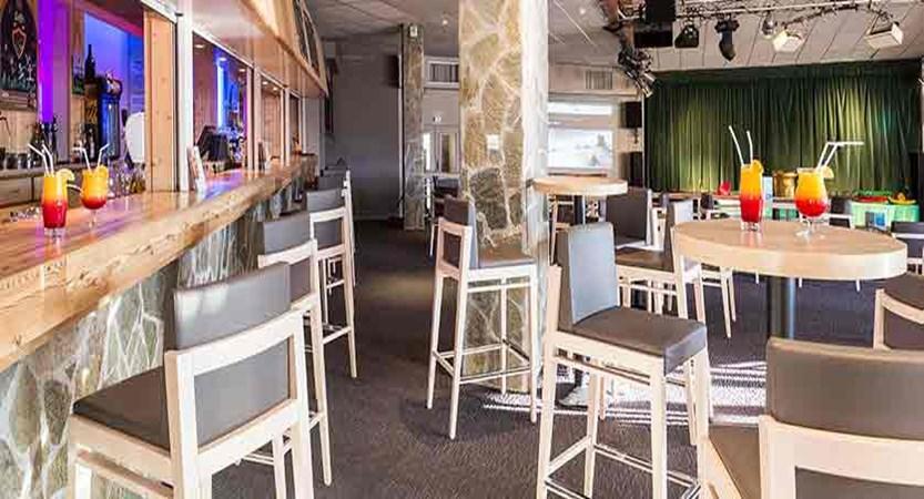 Hotel club les bergers - Bar area