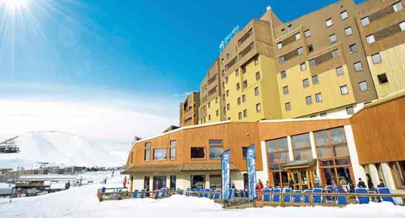 Hotel club les bergers - exterior
