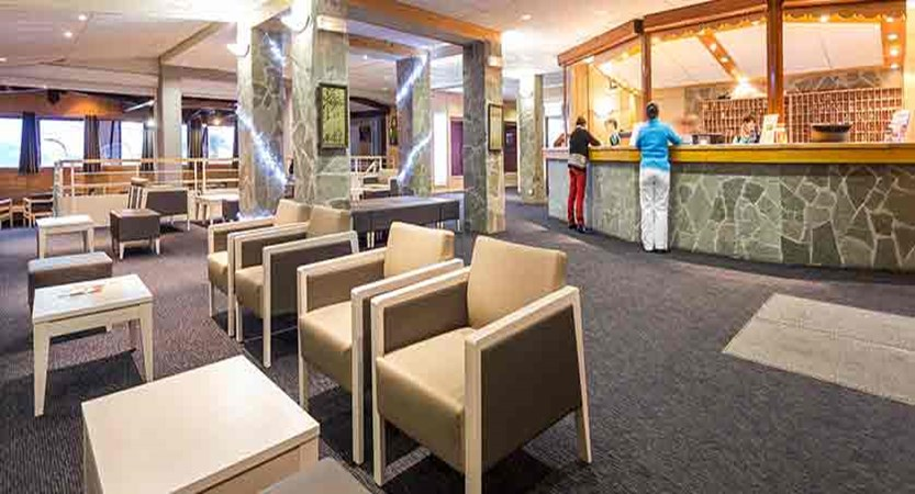 Hotel club les bergers - Reception