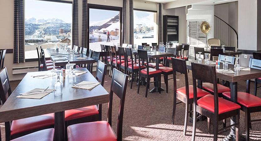 Hotel club les bergers - Restaurant