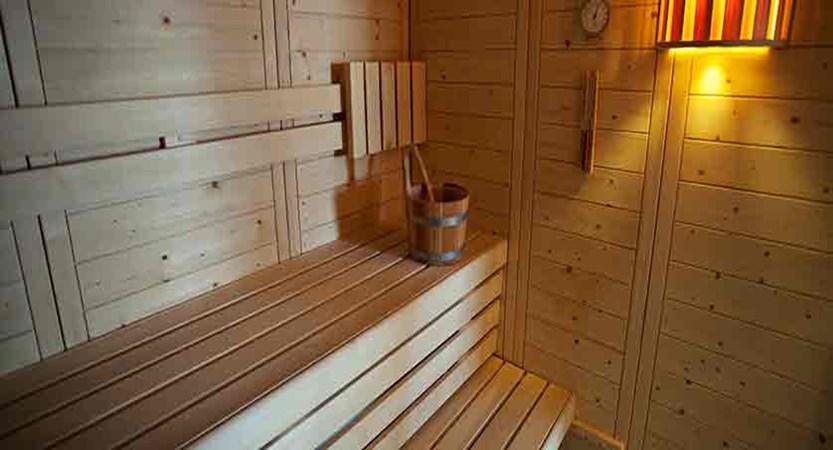 Hotel club les bergers - Sauna