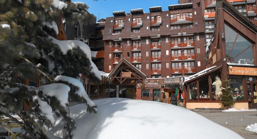 L'Ours blanc apartments - exterior