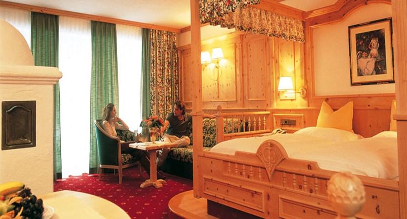 Hotel Schönruh, Seefeld, Austria - Bedroom interior.jpg