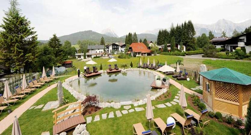 Hotel Schönruh, Seefeld, Austria - Exterior with Garden.jpg