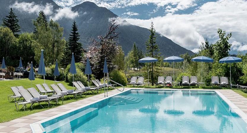 Hotel Seespitz, Seefeld, Austria - Outdoor pool.jpg