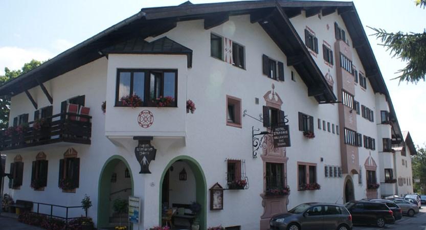 Hotel Stefanie, Seefeld, Austria - exterior from the street.jpg