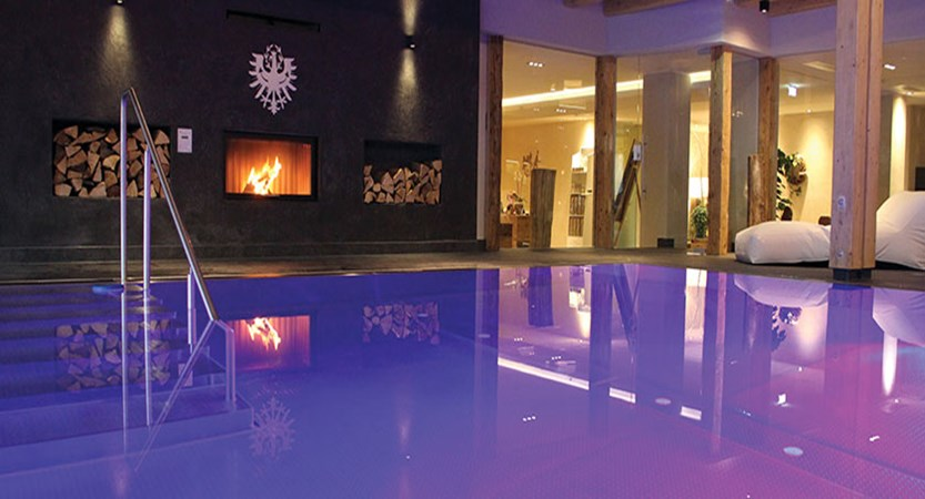 Krumers Post & Spa Hotel, Seefeld, Austria - indoor pool.jpg