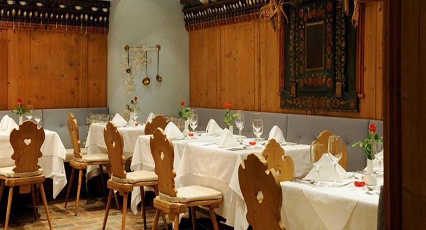 Krumers Post & Spa Hotel, Seefeld, Austria - restaurant.jpg