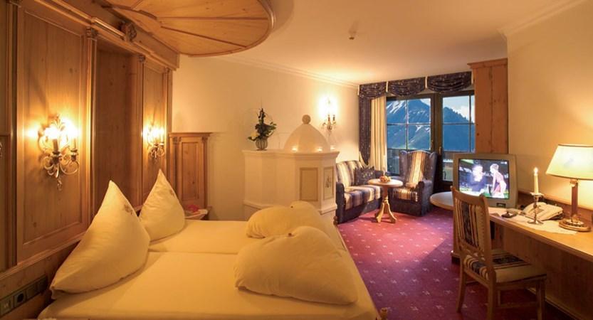 Hotel Alte Post, St. Anton, Austria - bedroom with balcony.jpg